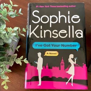 I've Got Your Number by Sophie Kinsella book ✨